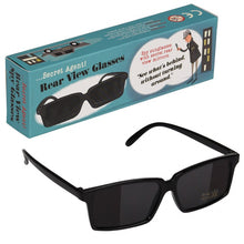 Load image into Gallery viewer, Secret Agent Rear View Sunglasses