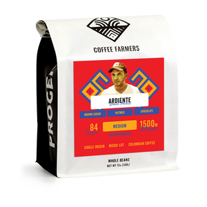 Ardiente - Progeny Coffee Specialty Colombian Coffee