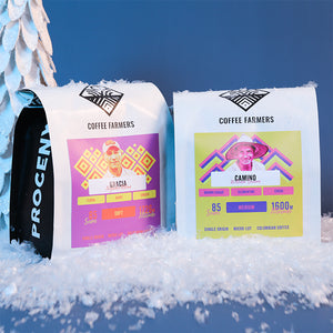 Winter Combo Pack - Progeny Coffee Specialty Colombian Coffee
