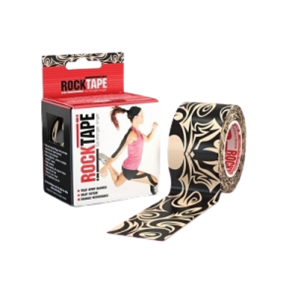 Rocktape Tattoo Pattern 5cm x 5mtr Roll