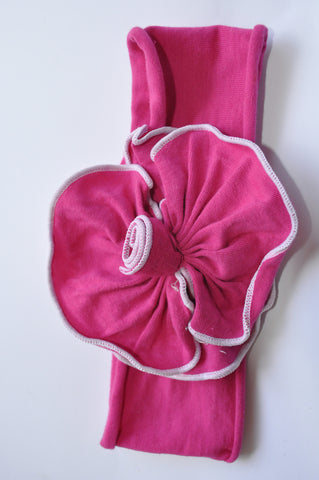 Wide-fit Headband | Fuchsia