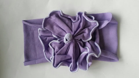 Wide-fit Headband | Lilac