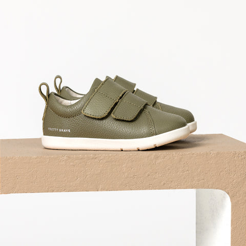 Brooklyn 1st Walker - Khaki