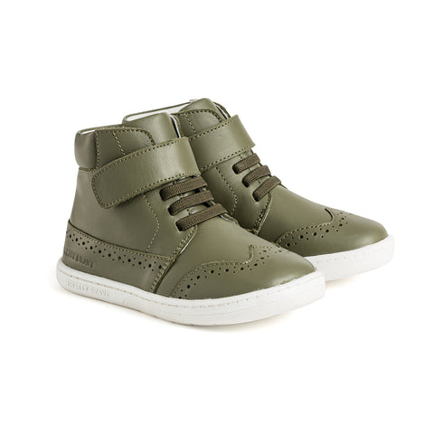 Harley Boot - Olive