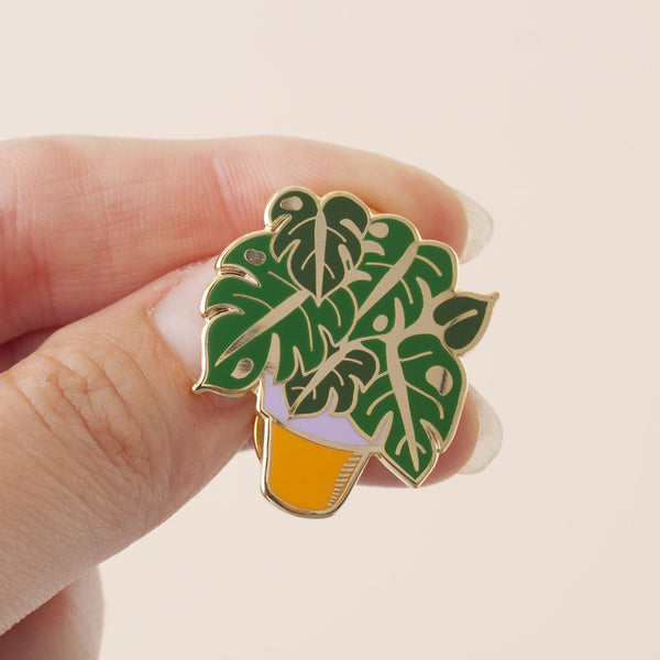 Nature Inspired Enamel Pins - Various Designs