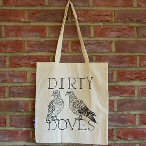 Dirty Doves Tote