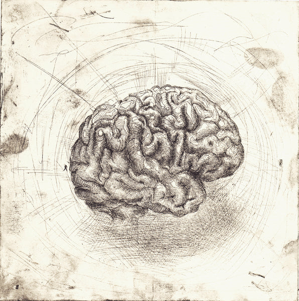 Speaks - Brain Etching