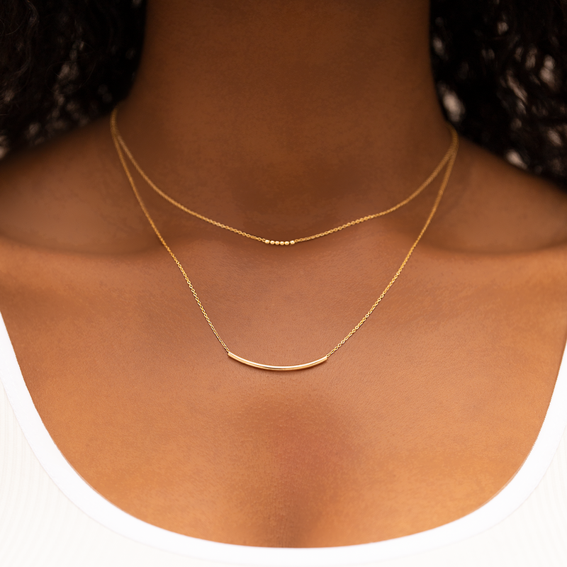 Makaro Mini Necklace