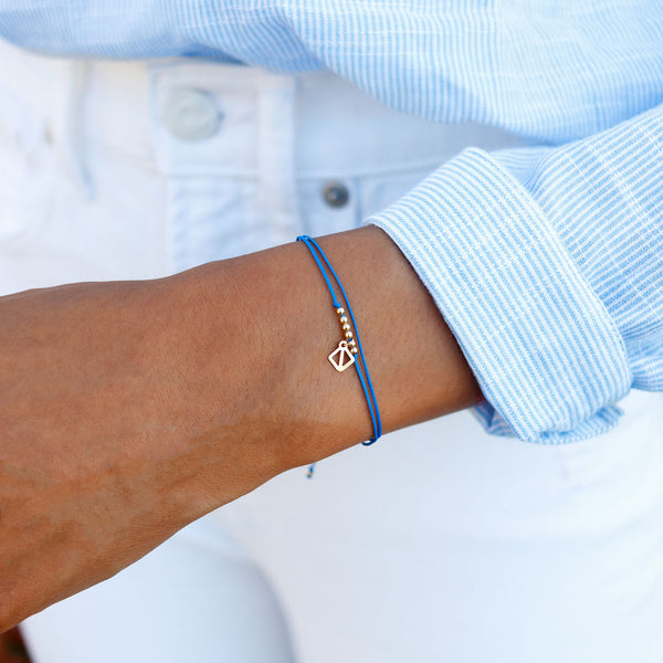 MAKARO Mini Bracelet - space blue