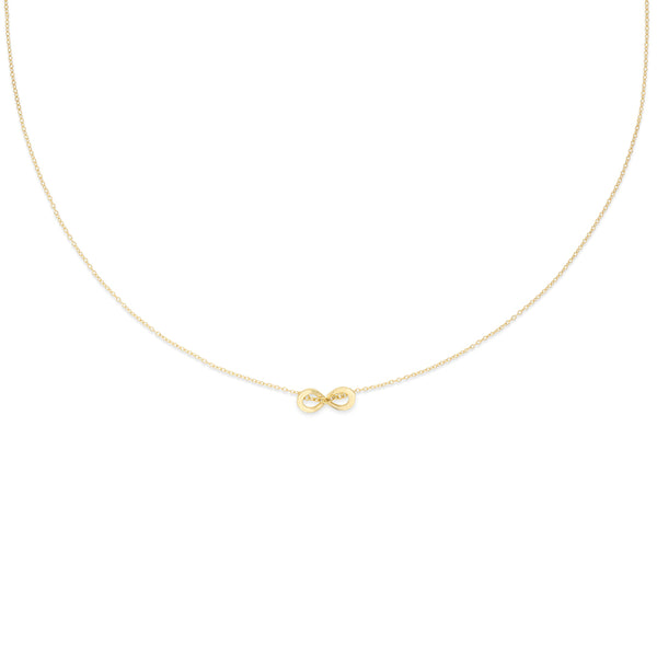 MAKARO Infinity Necklace