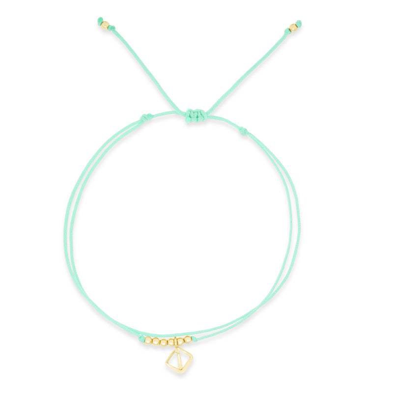 MAKARO Mini Bracelet - light blue