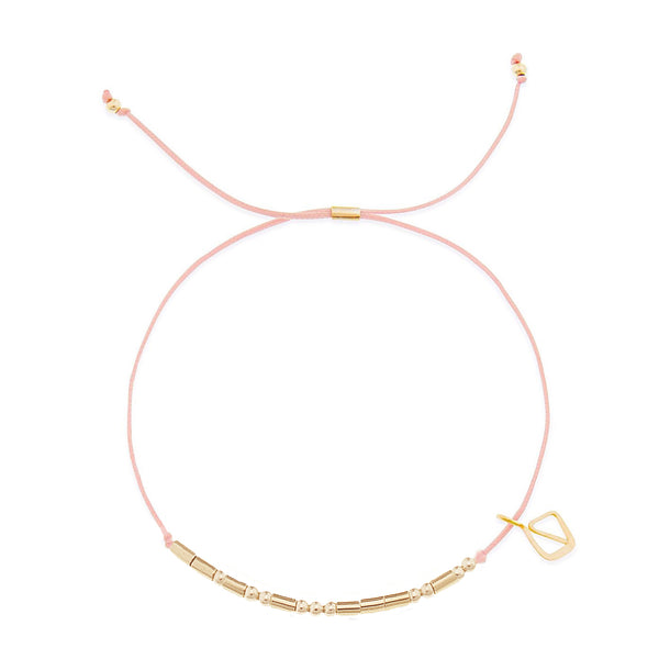 MAKARO m-coded Bracelet - light pink