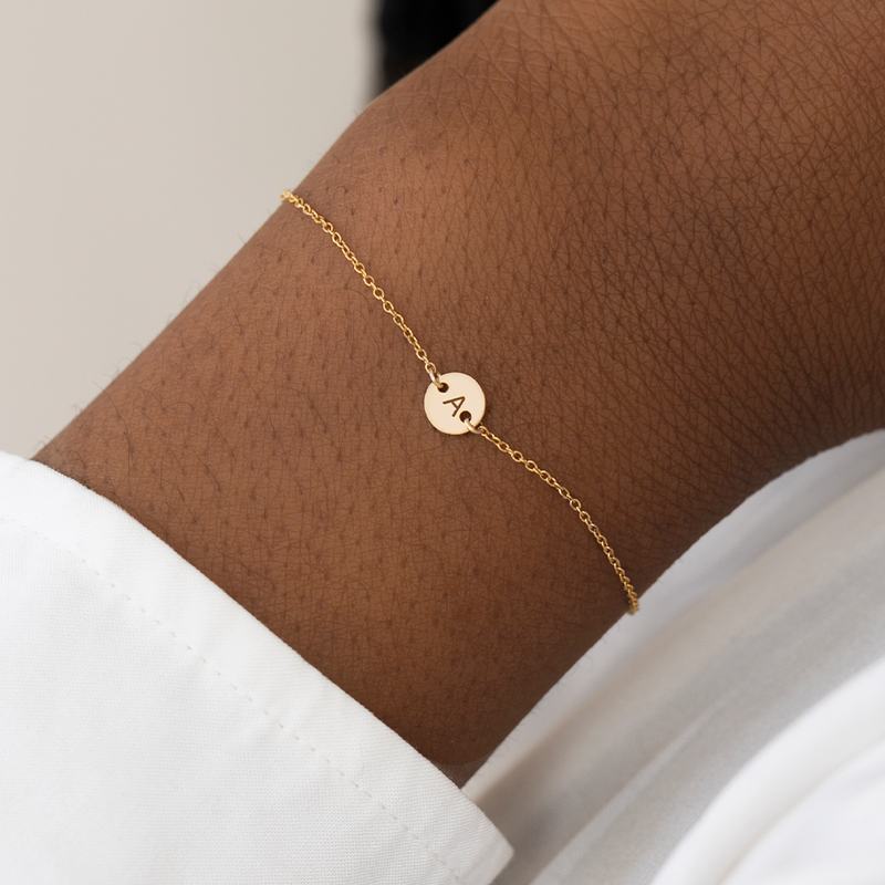 Create Your Own - Initial Bracelet