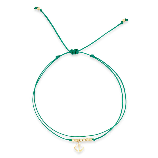 MAKARO Mini Bracelet - green