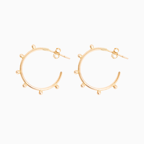 Crown Hoops