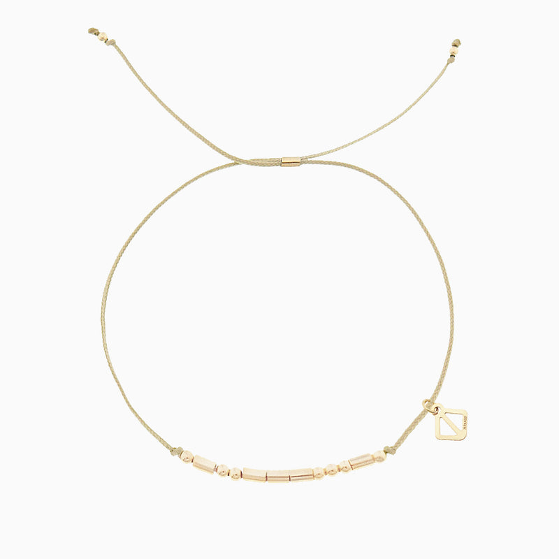 MAKARO m-coded Bracelet - light grey