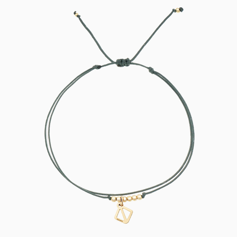 Makaro Mini Bracelet - grey