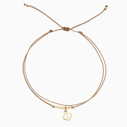 MAKARO Mini Bracelet - tan