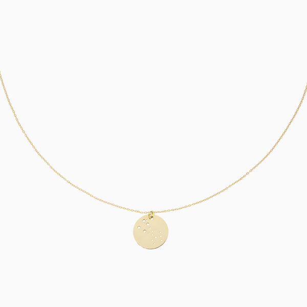Makaro Zodiac Necklace - Taurus