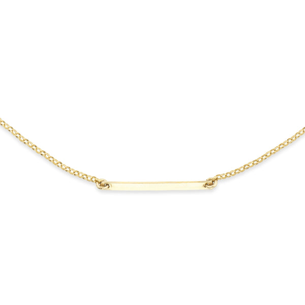 Nile Bar Necklace