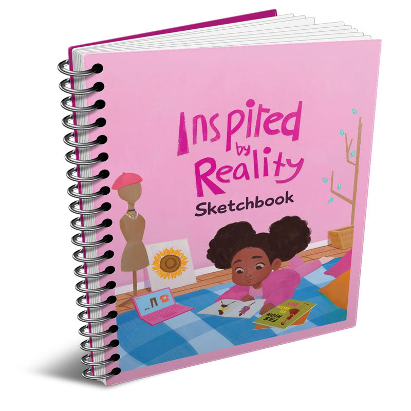 Inspired By Reality Sketchbook - Ayannak.com