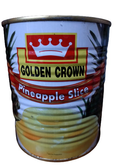 Golden Crown Pineapple Slice's 850g