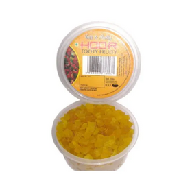 Hoor Tooty fruity yellow 100g