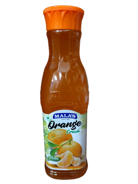 Mala's Orange (Crush) 750 ml