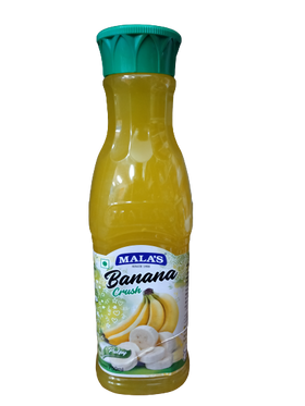 Mala's Banana (Crush) 750 ml