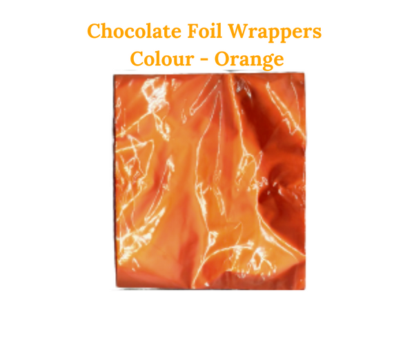 Chocolate Foil Wrappers 250 pc / Per Colour