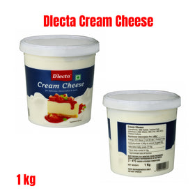 Dlecta Cream Cheese 1 kg