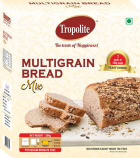 Tropolite Multigrain Bread Mix 500g