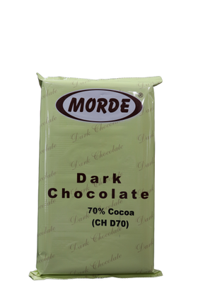 Morde Chocolate D70 500GM 70%Cocoa