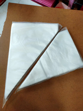 Disposable Piping Bags Large Size 100 pc