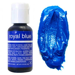 Chef Master Royal blue Liquid Gel Food Color 20 g