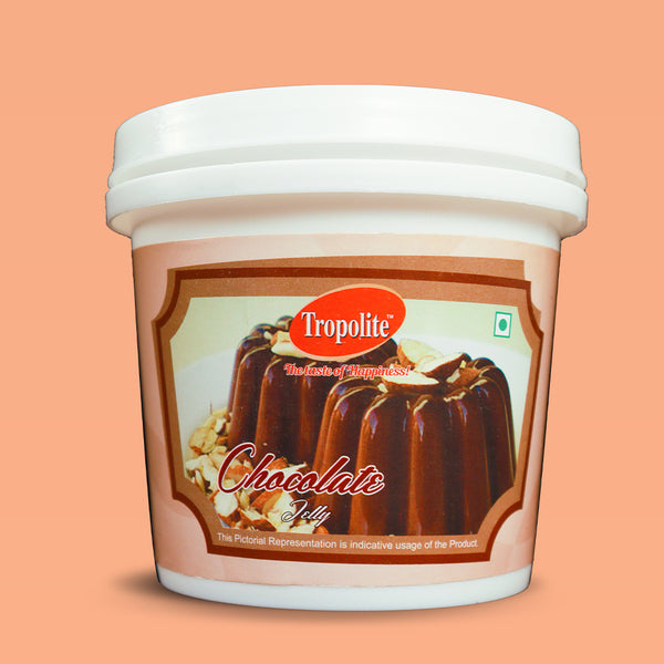 Tropolite Glazes/Jelly Chocolate 500g