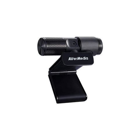 "AVERMEDIA - AVERMEDIA Webcam USB FHD PW313 Capteur 1/2.7"" CMOS, 2MP MJPEG YUY2 Distance: 40 cm - 100 cm Cable 1.5m 90 x 53 x 47 mm 40AAPW313ASF"