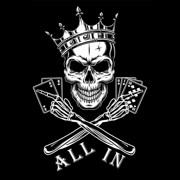 All In (Screen Printed)