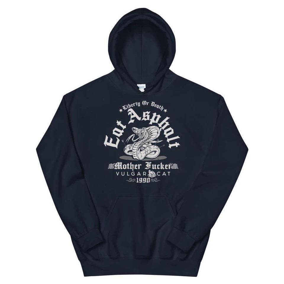 Dead Where It Counts (Hoodie)