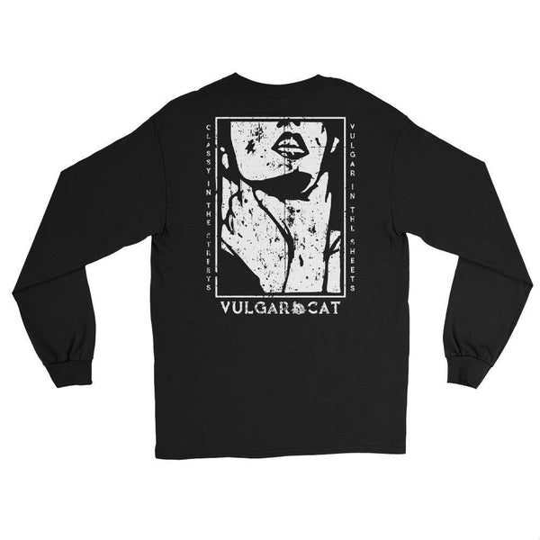 Vulgar In The Sheets - Long Sleeve