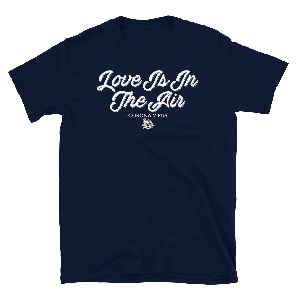 Love Is In The Air - CoronaVirus (Tee) - VulgarCat - All, Corona Virus, import_2020_10_05_174341, Men's, New Releases
