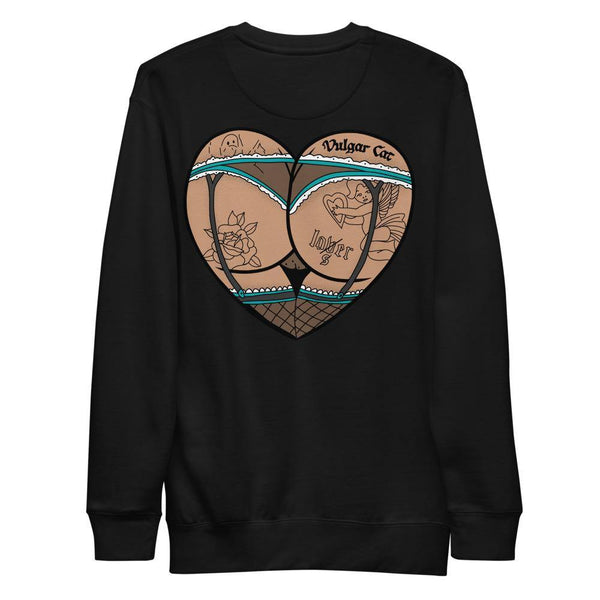 Love Butt - Crewneck