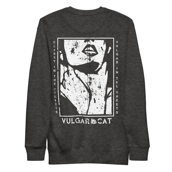 Vulgar In The Sheets - Crewneck