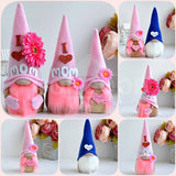 Adorable Mother's Day Plush Gnome For Unique Gift