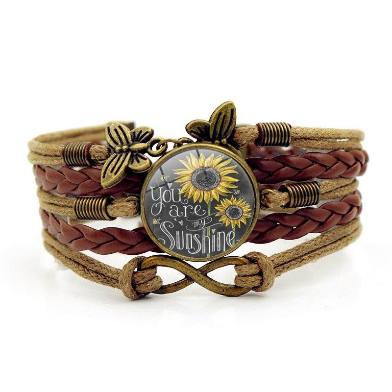Time Gem Bracelet ——You Are My Sunshine