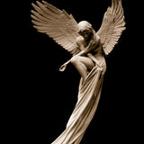 Redemption Angel Sculpture Garden Decoration Outdoor Home Angel Figurines