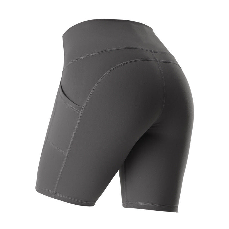 【🔥Buy 2 Free Shipping】 High Waist Workout Compression Exercise Shorts