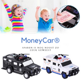MoneyCar® Banknote car- Encourages children to save