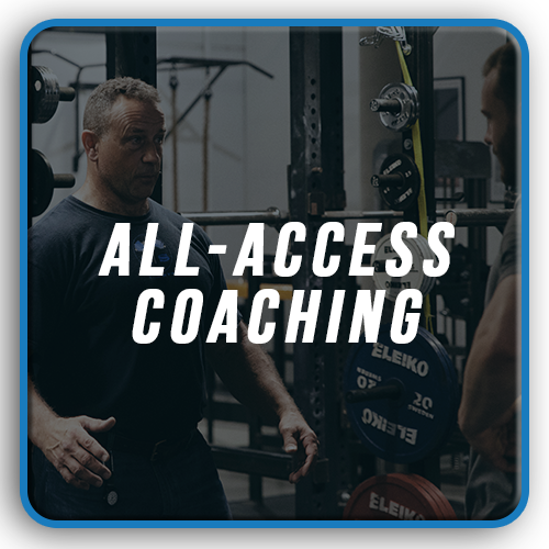 All Access Coaching