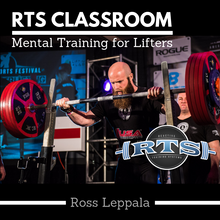 Load image into Gallery viewer, Mental Training for Lifters